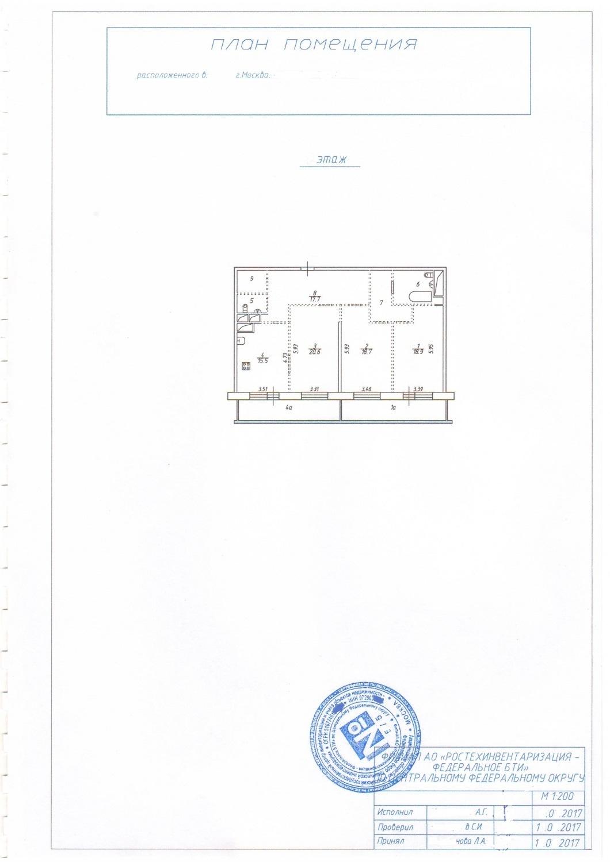 Технический паспорт жилого дома образец