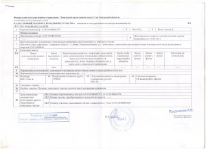 Изображение - Кадастровая паспорт на земельный участок obrazets-kadastrovogo-pasporta-na-zemelnyj-uchastok-str-1-300x218